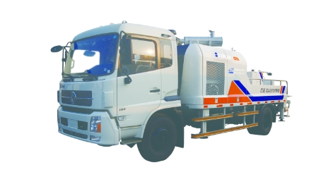 中联重科ZLJ5121THB(195KW-柴油机)车载泵