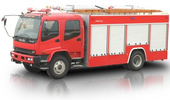 中联重科ZLJ5150GXFAP42城市主战消防车