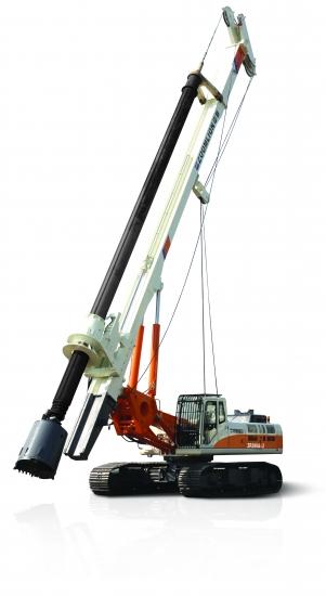 中联重科ZR280B旋挖钻机