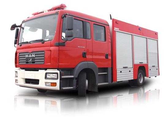 中联重科ZLJ5120GXFAP32消防车