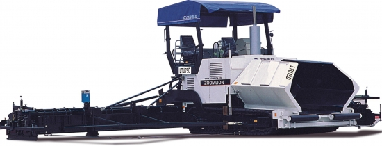中联重科LTU75D履带式摊铺机