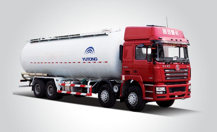 宇通重工YTZ5315GSL31E粉粒物料运输车