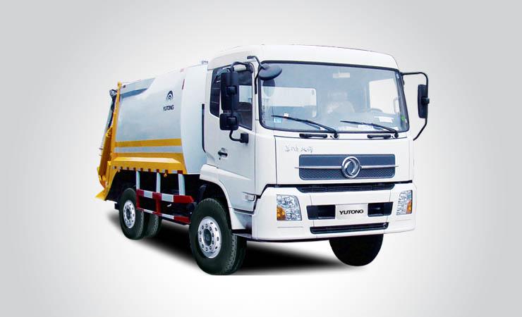 宇通重工YTZ5080ZYS20E压缩式垃圾车