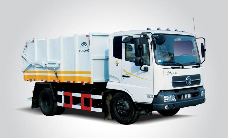 宇通重工YTZ5160ZLJ20E垃圾转运车
