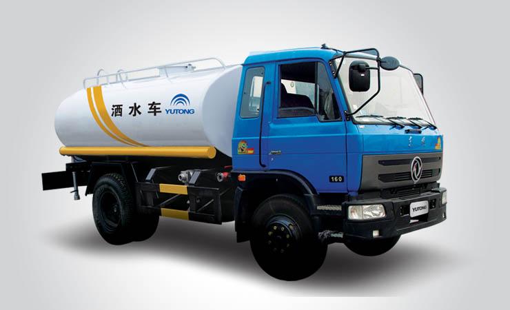 宇通重工YTZ5111GSS20E洒水车