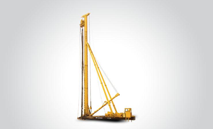 宇通重工YTZ30长螺旋钻孔机
