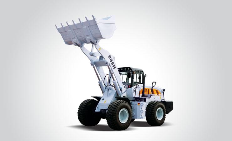 宇通重工966H轮式装载机