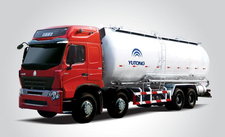 宇通重工YTZ5317GFL44E粉粒物料运输车